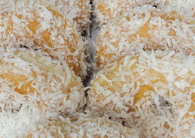 Donut Land Coconut