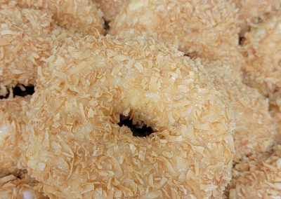 Donut Land Toasted Coconut